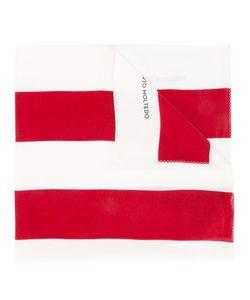 Corto Moltedo | Striped Foulard Silk