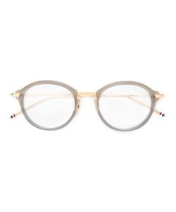 Thom Browne | Round Frame Glasses Acetate/Metal Other