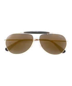 Prada Eyewear   Aviator Sunglasses Adult Unisex Acetate/Metal