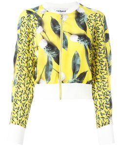 Cacharel | Pineapple Print Bomber Jacket