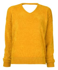 En Route | Cutout Chenille Sweater Women