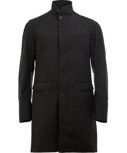 Herno | Buttoned Mid-Length Coat Size 46
