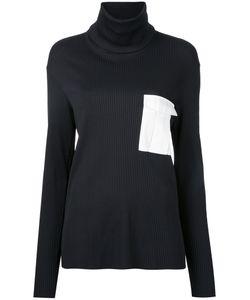 Bassike   Funnel Neck Sweatshirt 10