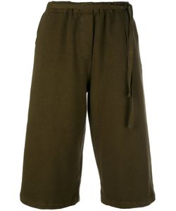 Humanoid | Jone Cropped Pants Medium Cotton/Polyurethane
