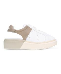 Manuel Barceló | Cutout Back Sneakers Size 37