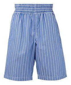 Comme Des Garcons   Comme Des Garçons Shirt Striped Shorts