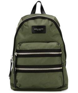 Marc Jacobs   Biker Backpack Pvc/Polyamide/Leather