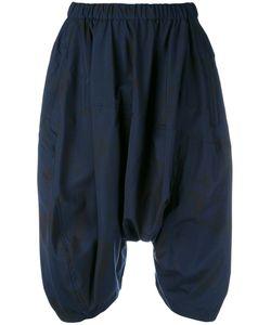 Comme Des Garcons   Comme Des Garçons Drop-Crotch Draped Shorts