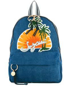See By Chloe | See By Chloé Sunset Print Backpack