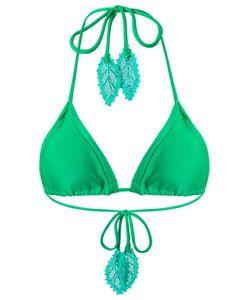 MARTHA MEDEIROS | Triangle Bikini Top Size G