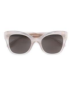 Bottega Veneta Eyewear | Солнцезащитные Очки В Оправе Кошачий Глаз