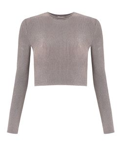 CECILIA PRADO   Knitted Cropped Top