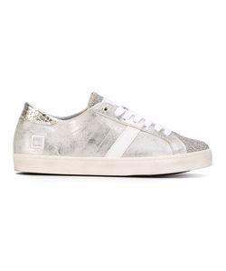 D.A.T.E. | D.A.T.E. Stardust Platinum Sneakers 41