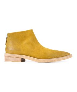 Marsell | Marsèll Rear Zip Ankle Boots 37 Calf Suede/Leather
