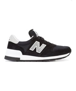 New Balance | Panelled Sneakers 9 Nubuck Leather/Rubber