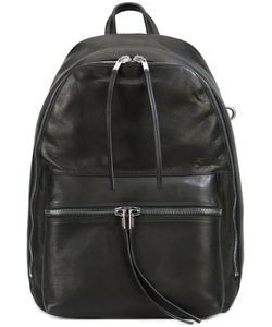 Rick Owens | Zipped Backpack Leather
