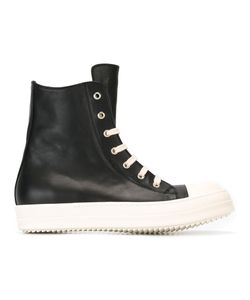Rick Owens | Hi-Top Sneakers 42 Leather/Rubber