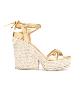 Sergio Rossi | Wedge Sandals Size 37