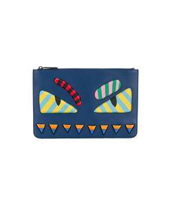 Fendi | Bag Bugs Zip Pouch Leather