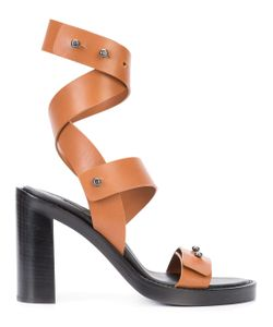 Ann Demeulemeester | Strappy Sandals