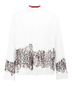 Haider Ackermann | Leopard Print Shirt Small Cotton