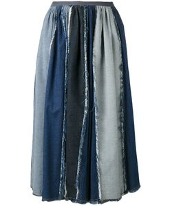 Antonio Marras | Contrast Pleated Skirt Size 42