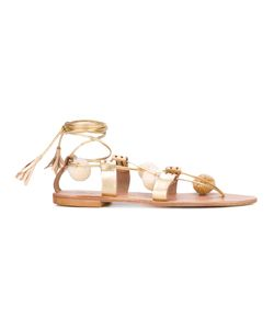 GIA COUTURE | Strapped Sandals Women 37