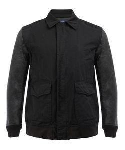 JUNYA WATANABE COMME DES GARCONS | Junya Watanabe Comme Des Garçons Man Contrasting Sleeves Bomber Jacket