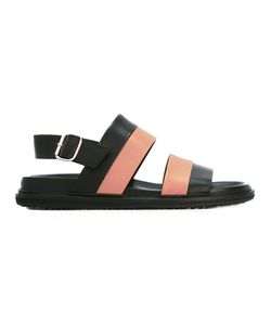 Marni | Colour Block Sandals Size 40