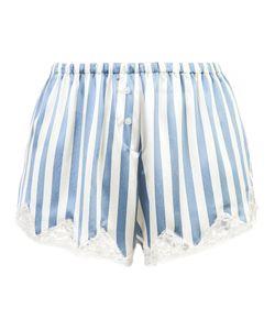 Morgan Lane | Josephine Striped Pyjama Shorts Women