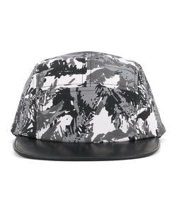 KAZUYUKI KUMAGAI   Printed Baseball Hat Rayon