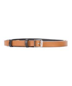 Rag & Bone | Square Buckle Thin Belt Size S/M