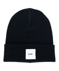 Omc | Beanie Hat With Patch