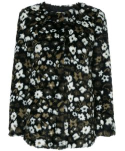 Michael Michael Kors | Faux Fur Jacquard Jacket