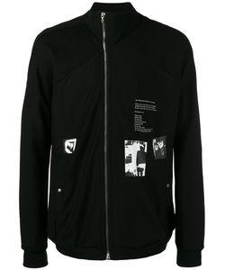 JULIUS | Printed Sweatshirt Jacket Size 3