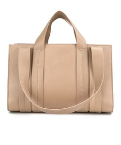 Corto Moltedo | Medium Costanza Tote Nappa Leather/Canvas