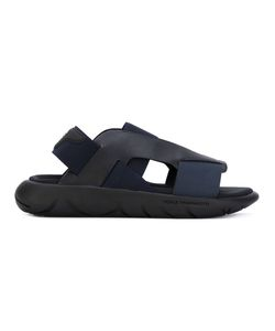 Y-3 | Open Toe Panelled Sandals