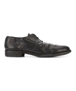 GUIDI | Classic Lace-Up Shoes 46 Horse Leather/Leather