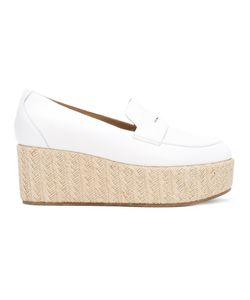 Gabriela Hearst   Platform Penny Loafers Size 36.5