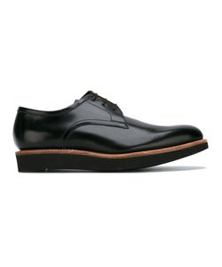 Grenson | Lace Up Derby Shoes 6 Leather/Rubber