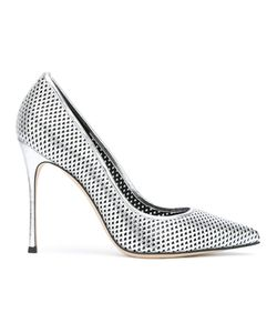 Sergio Rossi | Perforated Pumps Size 40