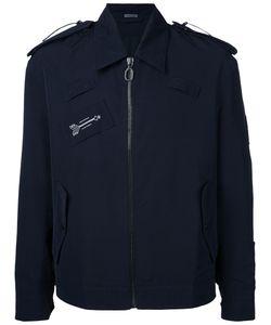 Lanvin | Куртка С Декоративной Строчкой