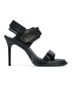 Ann Demeulemeester | Touch Fastening Sandals