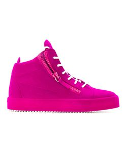Giuseppe Zanotti Design | The Unfinished Sneakers Women