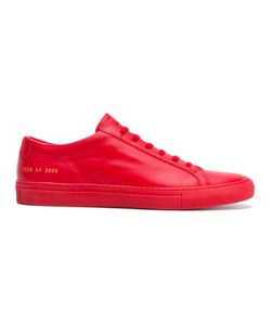 Common Projects | Lace-Up Sneakers Size 44