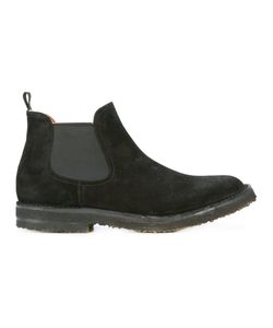 Buttero | Round-Toe Boots Size