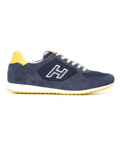 Hogan | Lace Up Trainers 6 Leather/Rubber/Polyester