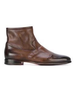 Santoni | Ботинки По Щиколотку