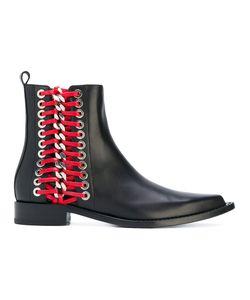 Alexander McQueen   Ботинки Braided Chain