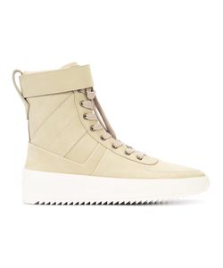 FEAR OF GOD | Lace-Up Hi-Top Sneakers